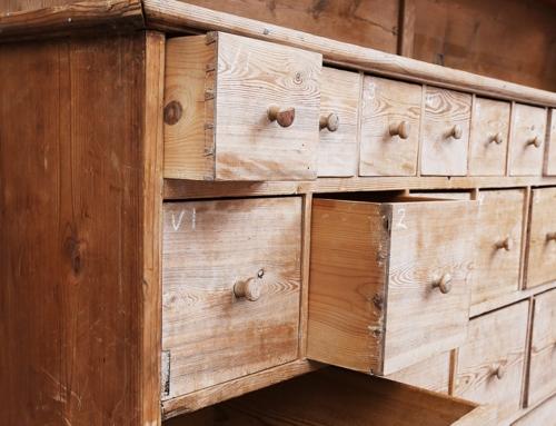 Mueble de comercio – Vendido