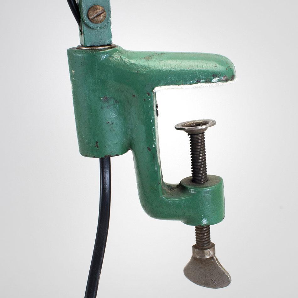 Lámpara industrial Luxo 1001