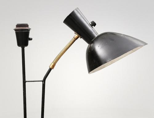 Lámpara de pie de Hans Bergström – Vendida