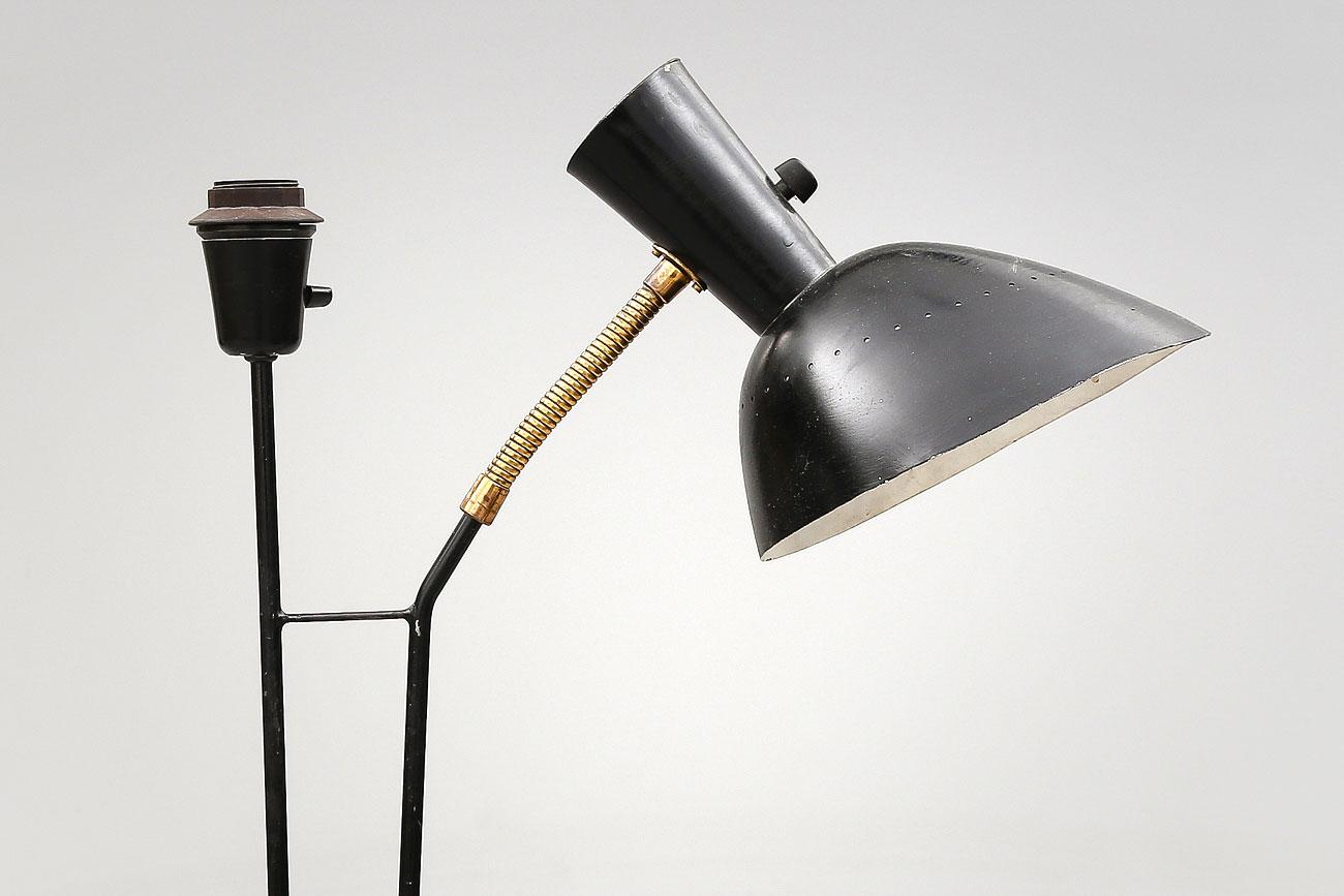Lámpara de Hans Bergstrom