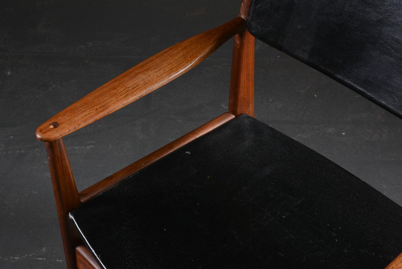 Butaca de escritorio danesa