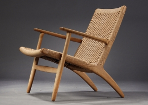 Easy chair de Hans Wegner