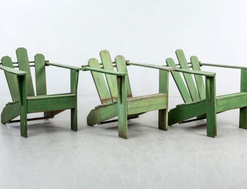 Il tavolo verde butacas siesta de ingmar relling for Butaca de jardin