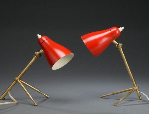 Lámparas de Giuseppe Ostuni – Vendidas