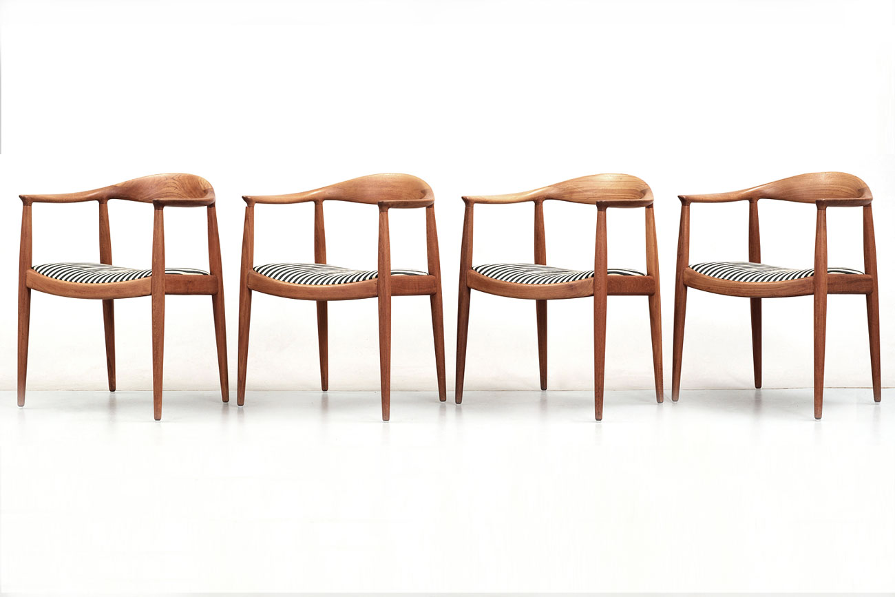 The Chair de Hans J Wegner,