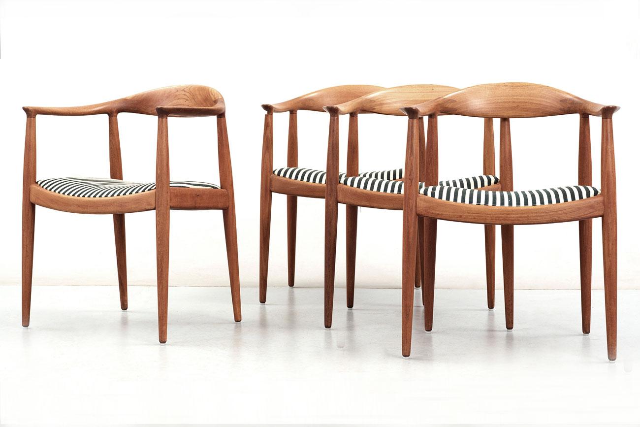 The Chair de Hans J Wegner,