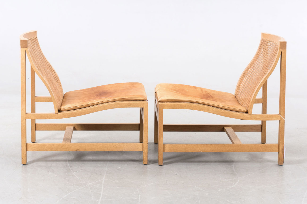 Chairs by Johnny Sörensen