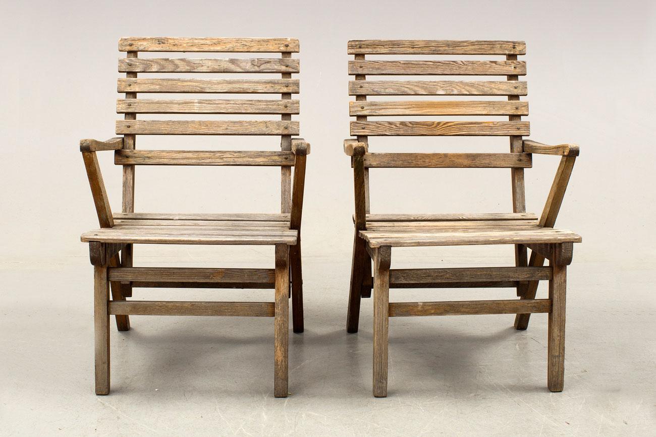 Carl Malmsten chairs