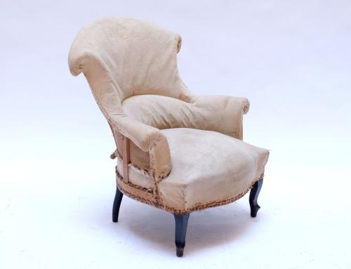 Butaca del siglo XIX