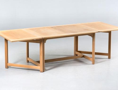 Mesa abatible de Borge Mogensen