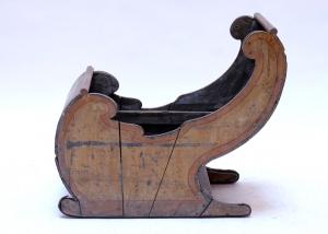 Trineo holandés del siglo XVIII