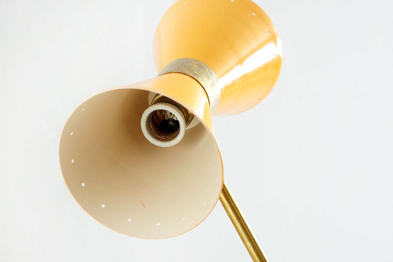 Lámpara de pie Stilnovo