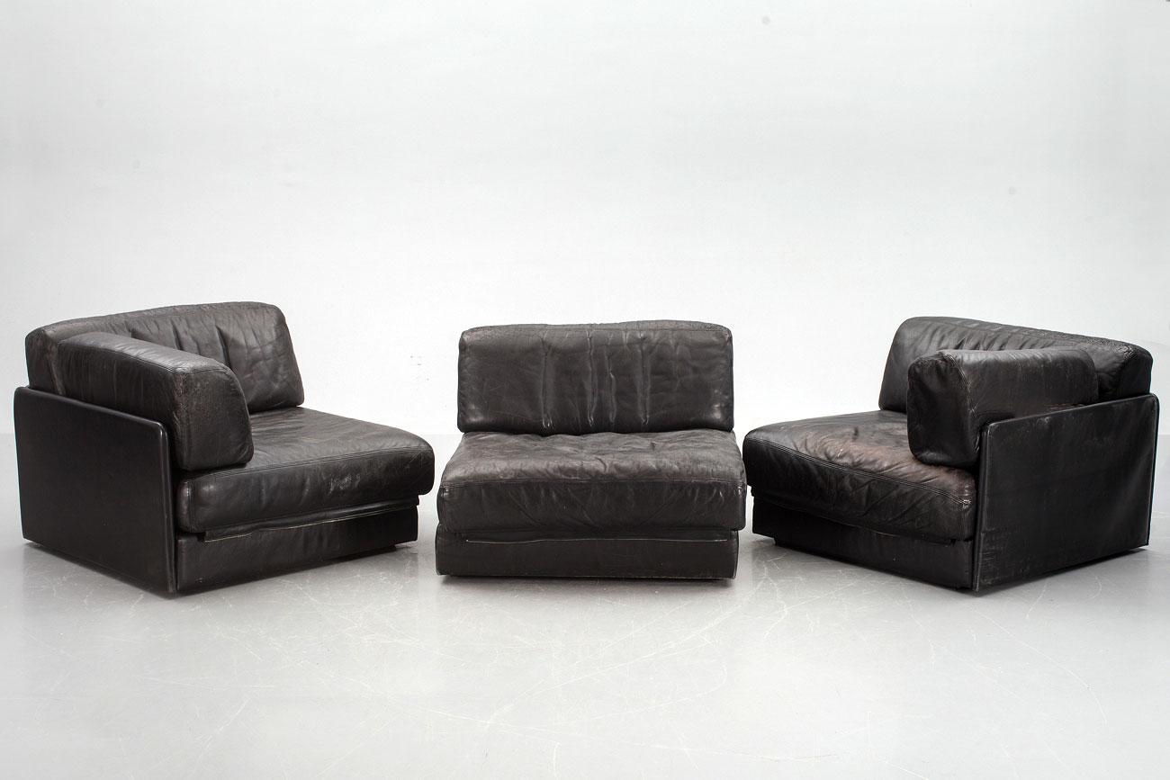 Sofá modular DE SEDE