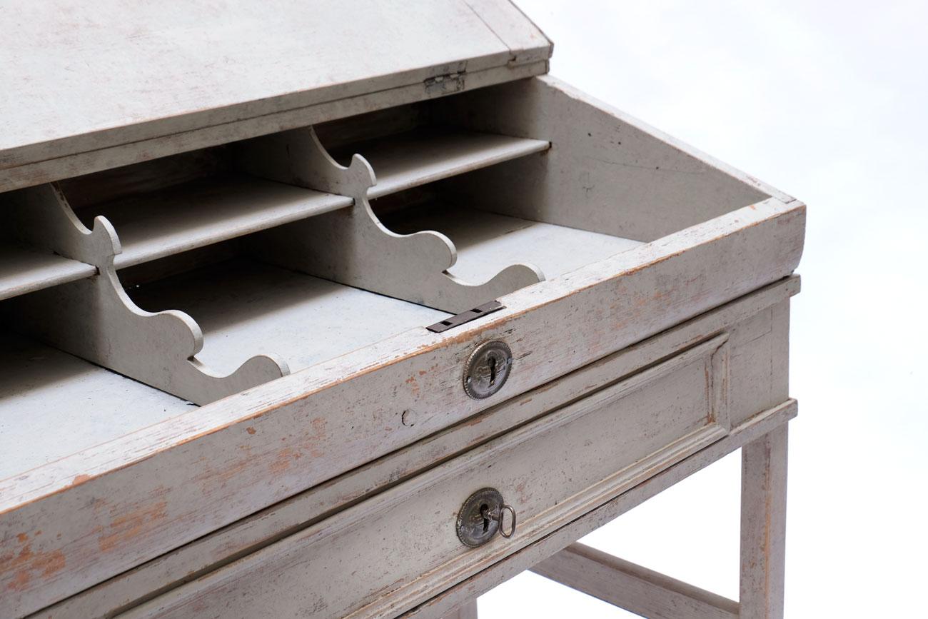Swedish Neoclassical Desk